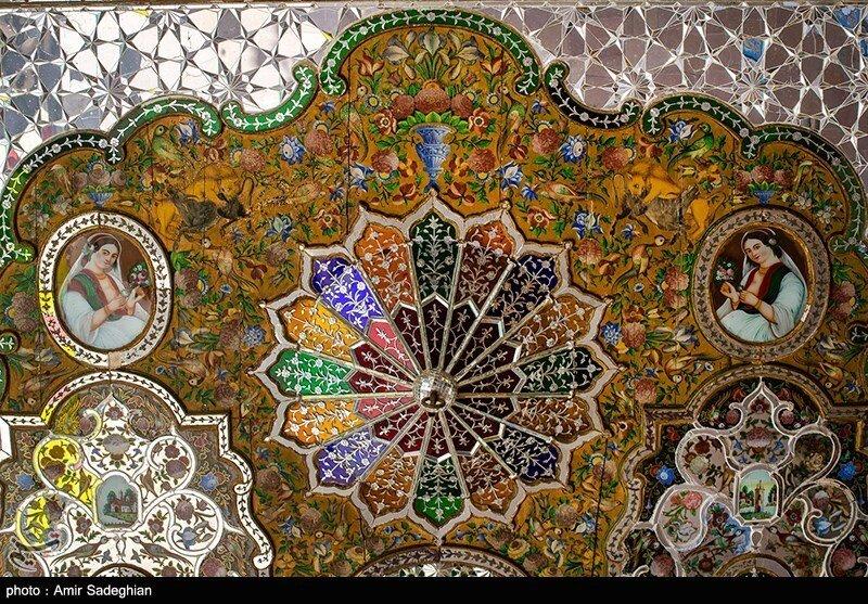 سرزمین مادری / باغ موزه نارنجستان قوام شیراز