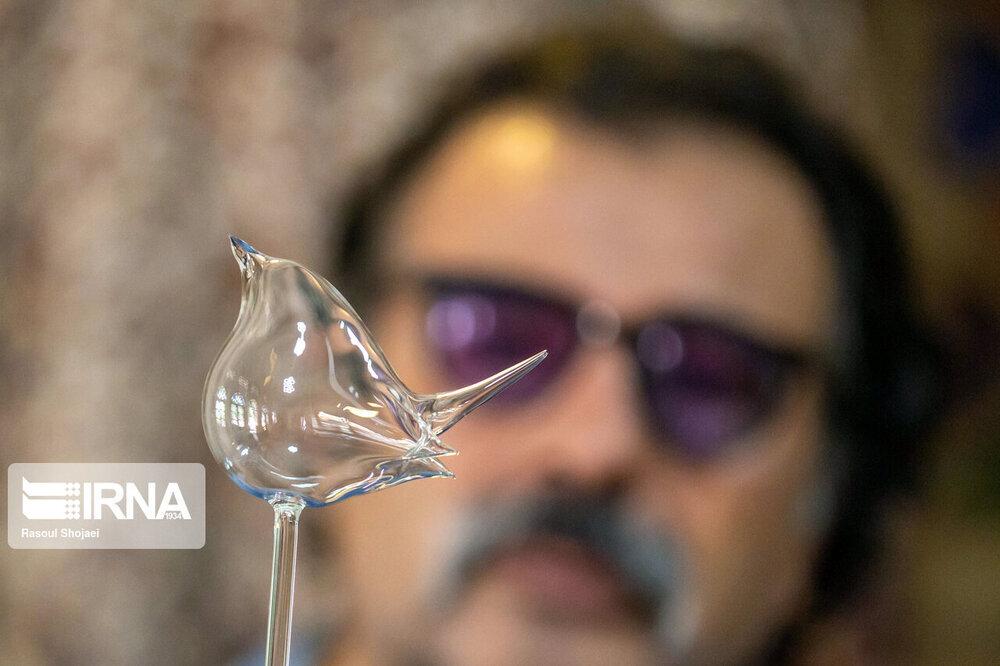 هنر شیشه گری