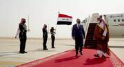 عراق با امارات و عربستان توافقنامه همکاری امضا کرد