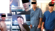 انهدام شبکه مخوف «سیاه دستان» در مشهد/ اعتراف به ۱۳۰ فقره زورگیری با چاقو و تبر از زنان