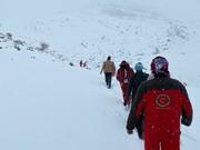 دو جسد در ارتفاعات عجب شیر کشف شد