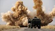 انفجار در مسیر کاروان ائتلاف بین المللی در عراق