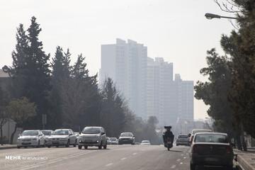 تهران وارد سومین روز هوای ناسالم شد