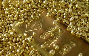 قیمت جهانی طلا ۱۸ فروردین/ صعود قیمت طلا متوقف شد