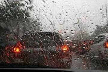 بارش ۵ روزه باران در برخی استانها
