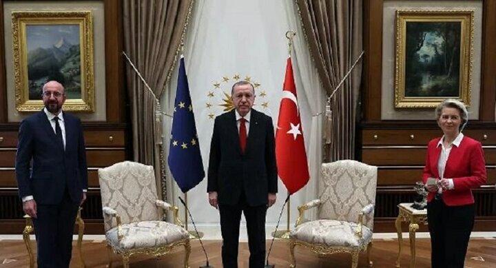 اردوغان بر تلاش ترکیه برای پیوستن به اتحادیه اروپا تاکید کرد
