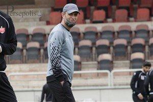 یحیی گلمحمدی از حضور در نشست خبری تیمش محروم شد