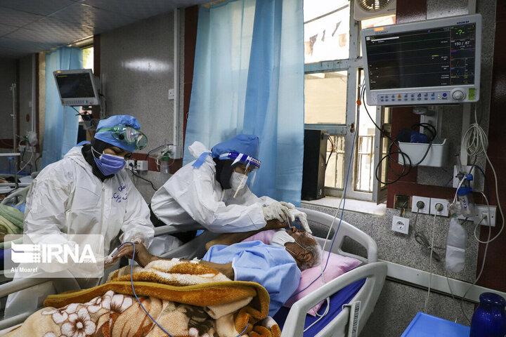آخرین وضعیت کرونا در قم/ افزایش آمار بیماران بدحال به ۵۰ نفر