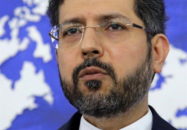 توضیحات سخنگوی وزارت خارجه درباره توافق ایران و چین