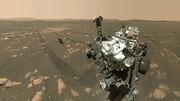سلفی خانوادگی در مریخ!/ عکس