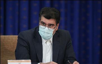 انتقاد توییتری معزی از عدم پخش سخنرانی رییس جمهور در دیدار با مسئولان نظام سلامت
