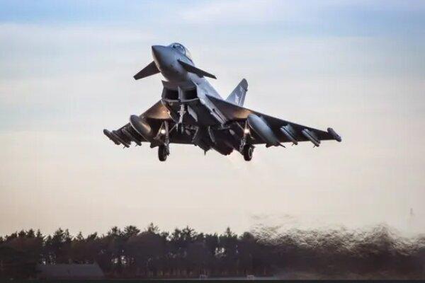 حضور نیروی هوایی انگلیس در عملیات ضد داعش در عراق