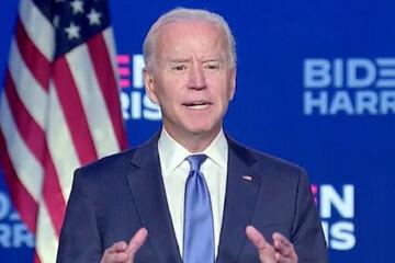 جو بایدن باز هم گاف داد!/ فیلم