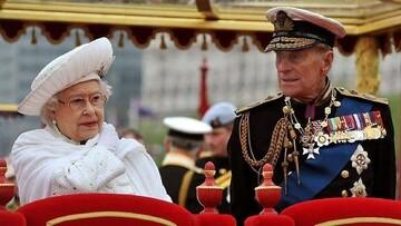 درگذشت همسر ملکه انگلیس در سن ۹۹ سالگی