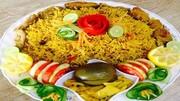 دستور پخت هزاری غذای سنتی بندر عباس + مواد لازم