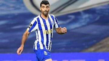 قرار گرفتن مهدی طارمی در جایگاه پنجم بازیکن برتر لیگ پرتغال