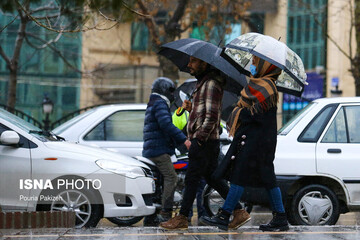 هفته بارانی برای ۲۲ استان کشور