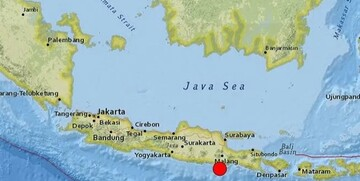 کشته شدن ۶ نفر در پی زلزله شدید در اندونزی