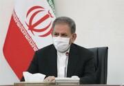 اسحاق جهانگیری: کرهایها باید در اسرع وقت منابع ایران را آزاد کنند