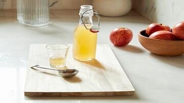 خواص فراوان مصرف سرکه سیب برای سلامتی بدن