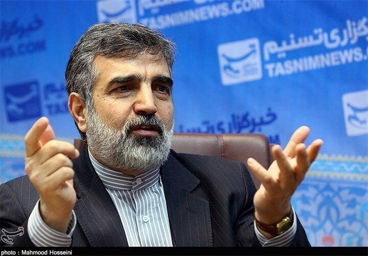 سخنگوی سازمان انرژی اتمی در بازدید از سایت نطنز دچار حادثه شد