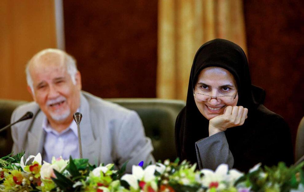 لعیا جنیدی؛ نامزدی متفاوت برای انتخابات ریاست جمهوری ۱۴۰۰