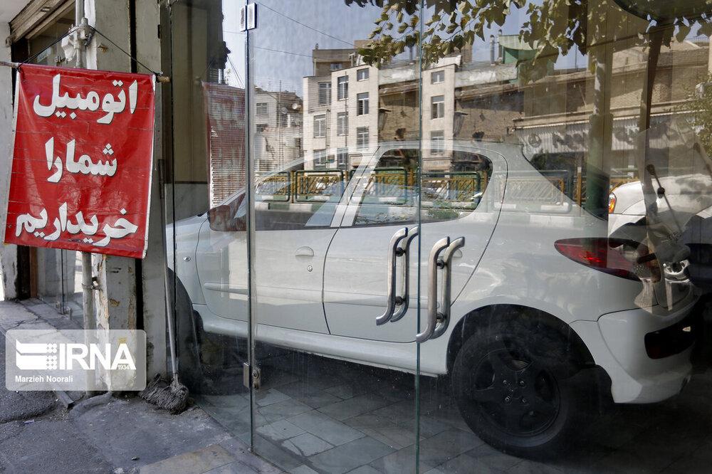 افزایش ۲ تا ۴ میلیونی قیمت خودرو در تعطیلات کرونایی