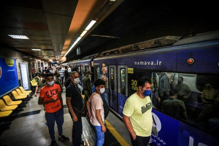 هشدار؛ بیش از ۱۵ دقیقه در مترو نمانید!