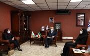 سفیر بلغارستان با وزیر ورزش و جوانان دیدار کرد