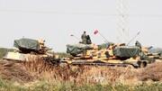 ترکیه به دنبال ایجاد مرزهای مصنوعی در خاک سوریه