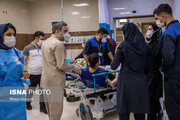 اورژانس بیمارستان دزفول مانند میدان جنگ شده است/ با ادامه وضعیت فعلی بیماران تلنبار میشوند