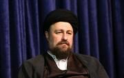رهبر انقلاب کاندیداتوری سید حسن خمینی در انتخابات ۱۴۰۰ را به صلاح نمیدانند