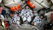 اعزام ۱۲ فضانورد چینی به فضا تا دو سال دیگر