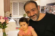مهران غفوریان راهی بیمارستان شد/ فیلم