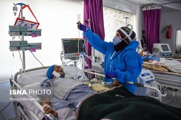 هشدار؛ در صورت تکمیل ظرفیت بیمارستانها ضریب خطر بالا میرود
