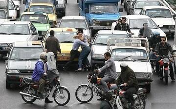آمار نزاع تهرانیها در سال ۹۹