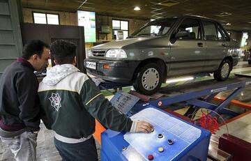 نرخ معاینه فنی خودرو در سال ۱۴۰۰ چقدر است؟