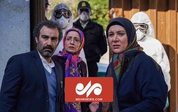 بازسازی خانه نقی معمولی سریال پایتخت در استخر آب / فیلم