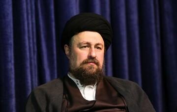 پیام تسلیت سیدحسن خمینی به میرحسین موسوی