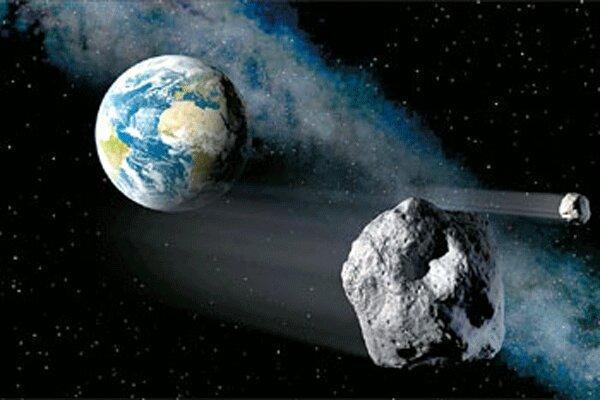 امروز یک سیارک از بیخ گوش زمین میگذرد