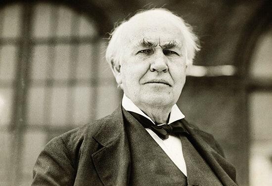 توماس ادیسون؛ بزرگترین مخترع آمریکا یا دزد؟!