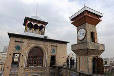 صدای ناقوس ساعت کاخ گلستان پس از سالها خاموشی در تهران پیچید