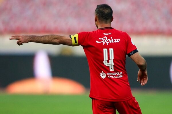 اظهارات کاپیتان پرسپولیس پیش از آغاز لیگ قهرمانان آسیا /فیلم