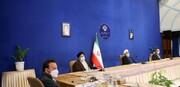 جلسه شورای عالی هماهنگی اقتصادی سران قوا / تصاویر