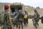 کشته شدن ۱۰ نیروی امنیتی افغانستان در حمله طالبان