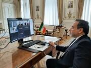 واکنش عراقچی به تحریمهای اتحادیه اروپا علیه چند فرد ایرانی