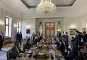 ظریف: ایران و روسیه درباره برجام همعقیدهاند/ بایدن باید راهش را انتخاب کند