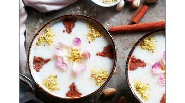 ترفندهای خوشمزه تر کردن شیر برنج برای افطار در ماه رمضان + طرز تهیه