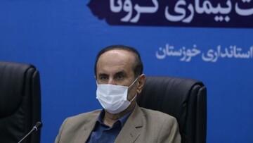 اظهارات تکان دهنده استاندار خوزستان درباره فوتیهای کرونا