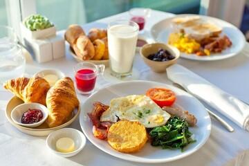 خوراکیهایی که نباید در وعده صبحانه مصرف کرد